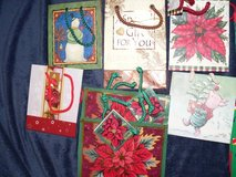 NEW!! Assorted Holiday Christmas Gift Bags in Okinawa, Japan