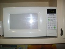 goldstar white microwave in Wilmington, North Carolina