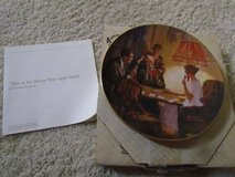 "Norman Rockwell Plate 8 1/2"" in Chicago, Illinois"