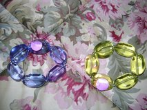 2 Fun Bracelets For Summer! -- REDUCED! in Houston, Texas